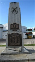 Image for War Memorial WWI  - Revelstoke, British Columbia