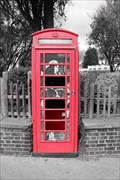 Image for Red Telephone Box - Alexandra Road, Southend-on-Sea, UK