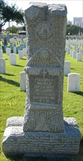 Image for Frederick Wagner - San Antonio National Cemetery - San Antonio, Tx