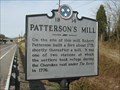Image for Patterson's Mill -1B 14 - Church Hill, TN