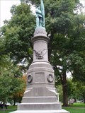 Image for Union Soldier monument, Meadville Pa