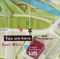 Image for You Are Here - Queen Elizabeth Olympic Park, London, UK