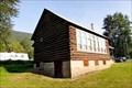 Image for Avola One-Room Log School House - Avola, BC