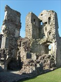 Image for Coity Castle - From Space -  Bridgend, Wales, Great Britain.