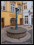 Image for Water Pump in Týn Yard (Ungelt) - Prague, Czech Republic