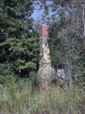 Image for Chimney on US 27 south of Centralhatchee, GA.