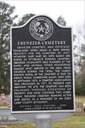 Image for Ebenezer Cemetery