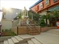 Image for Shrine—Suk-Anan Park Mall, Saraburi City, Saraburi Province, Thailand.