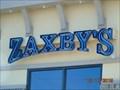 Image for Zaxby's Restaurant - Neon Sign - Cypress Gardens Blvd., Winter Haven, Fl