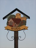 Image for Wing Village Sign - Buckinghamshire