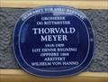 Image for Thorvald Meyer - Oslo, Norway