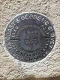 Image for U.S. Coast & Geodetic Survey No. R121 Benchmark - Moulton, TX