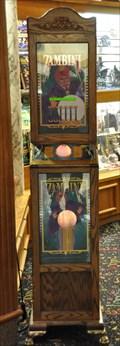 Image for Zambini Fortune Teller Machine - Las Vegas, Nevada