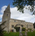 Image for Bell Tower - St Mary the Virgin - Wansford, Cambridgeshire