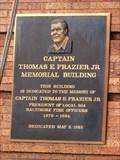 Image for Captain Thomas E. Frazier, Jr. - Baltimore, MD