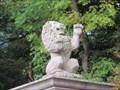 Image for Lion Rampant - Glamis Castle Gates, Angus.