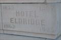 Image for 1925 - Eldridge Hotel - Lawrence, Kansas