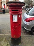 Image for Victorian Pillar Box - Trafalgar Road, Moseley, Birmingham, UK