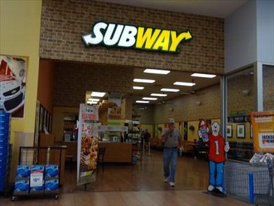 Subway Restaurant 36205 Us Highway 27 Haines City Fl Restaurants On Waymarking