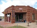Image for Seaba DX Station - Opens as a Motorcycle Museum - Warwick, Oklahoma, USA.
