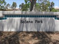 Image for Solana Park Baseball Fields - Rancho Santa Margarita, CA