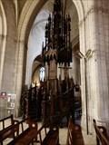 Image for la Chaire de l Eglise Notre Dame de Niort, France