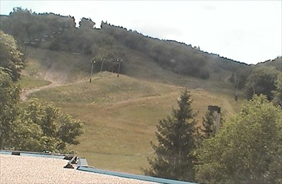 This is a picture taken from the webcam.