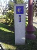 Image for Praça Ferreira Tavares Way Marker - Albergaria-a-Velha, Portugal