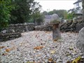 Image for Wooden Mushrooms, Lindale Millennium Garden, Cumbria