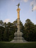 Image for State of Georgia Troop Memorial at Chickamauga