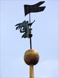 Image for Dragon or angel weathervane - Bozen, Trentino-Alto Adige, Italy