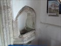 Image for Holy Water Stoup, All Saints' - Shelfanger, Norfolk
