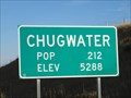 Image for Chugwater, WY - Population 212