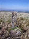 Image for HWB2 Boundary Stone, Lee Moor, South Dartmoor