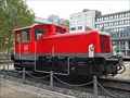 "Image for Rangierlokomotive ""332 304-5"" — Frankfurt am Main, Germany"