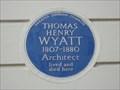 Image for Thomas Henry Wyatt  -  London, England, UK