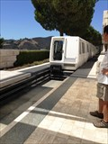 Image for Getty Center Tram - Los Angeles, CA USA