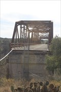 Image for Colorado River Bridge -- McCulloch-Brown County TX