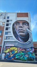 Image for Wild Drawing Mural - Tampere, Finland