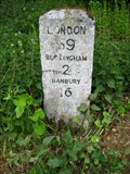 Image for Milestone  A 421  - Tingewick - Bucks