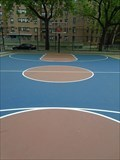 Image for Basketball Courts at Martin Luther King Jr. Playground - Manhattan, New York