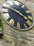 Image for Clock, St Peter & St Paul, Eye, Herefordshire, England