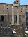 Image for Temple of Vespasian and Titus - Roma, Italy