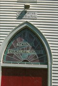 Image for Transom Window - St. Marcus Evangelical Church - Rhineland, MO