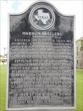 Image for Mormon Settlers in Bandera County