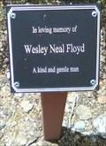 Image for Wesley Neal Floyd - Camp Verde AZ