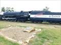 Image for Frisco 4500 Steam Engine - Tulsa, Oklahoma, USA.