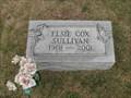 Image for 100 - Elsie Cox Sullivan - Falmouth VA