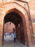 Image for Amar Singh Gate - Agra, Uttar Pradesh, India