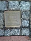 """Image for """"Karl Freiherr von Thuengen"""" - Stolperstein in Bamberg/ Germany"""